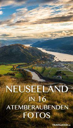 Der außergewöhnliche Reichtum an unterschiedlichen Landschaften macht Neuseeland…