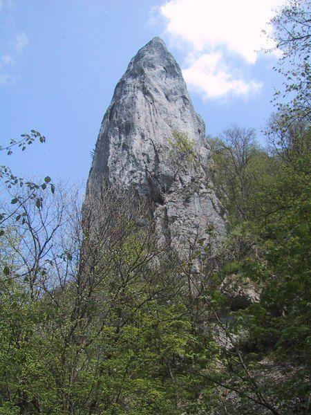 Szádelői völgy - túraútvonal