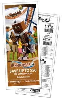Printable coupons for hershey park admission