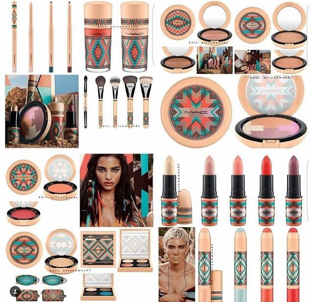 This is going to be great  MAC vibe tribe summer collection