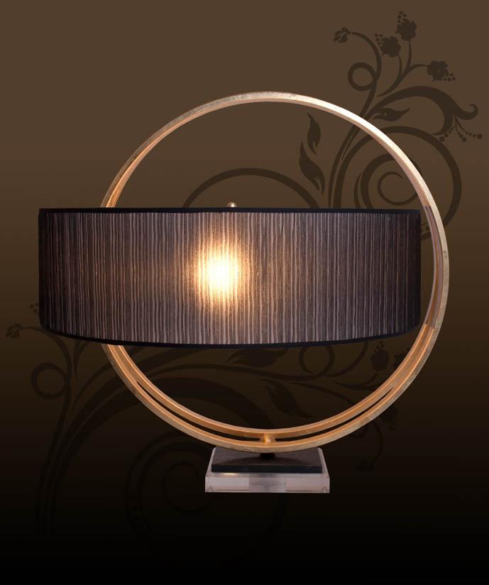 Lámparas de sobremesa modelo BOREALIS de alta decoración. Iluminación Beltran, tu tienda de iluminacion en Internet. www.lamparasyapliques.com