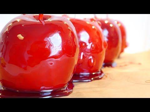 Elma Şekeri Tarifi | Elma Şekeri Nasıl Yapılır - YouTube