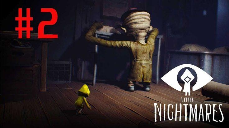 Tentacle Hands follows - Little Nightmares Gameplay