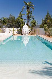 Ibiza Style - Luxury Style - House Garden - Open to the exterior