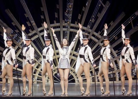 how to get on broadway as a dancer
