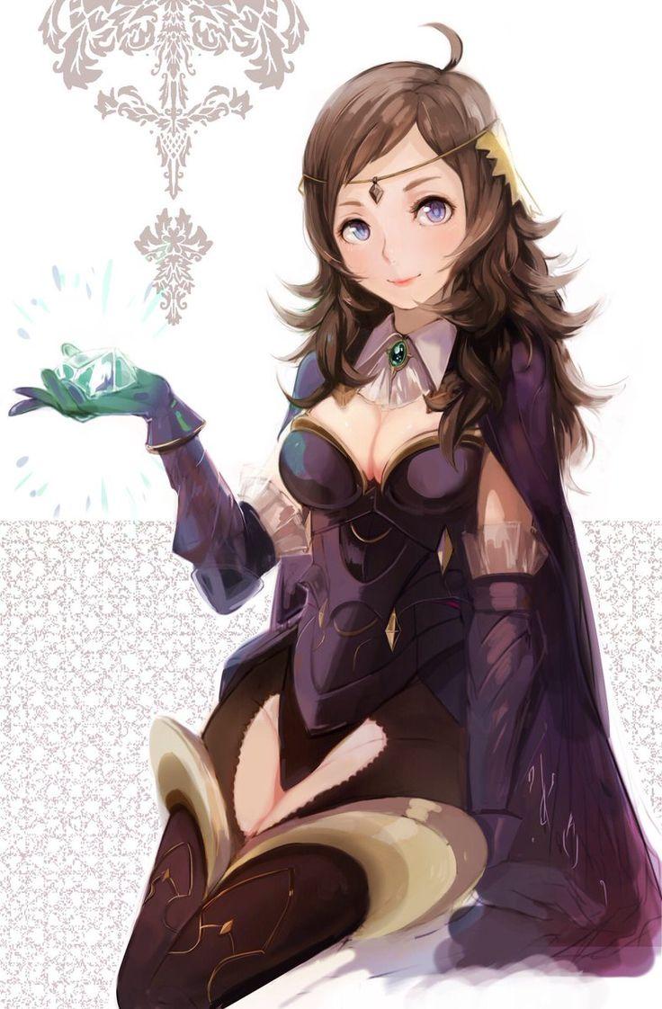 Fire Emblem Fates - Ophelia