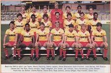 Watford squad, 1982/3.