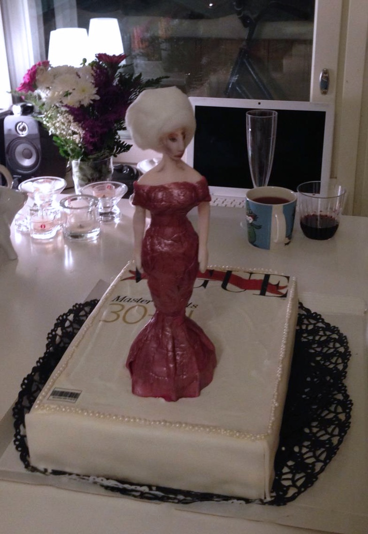 our famous Lady Gaga cake