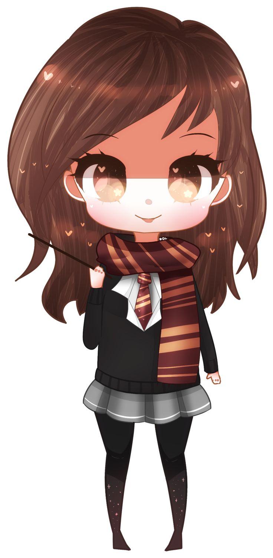 Chibi Hermione Google Search Harry Potter ️ Harry