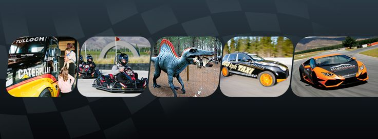 Highlands Motorsport Park... Mix & match from a selection of fantastic group activities to put together a fantastic package for your team... from Go-Carts to Fast Laps, from Museum to Mini Golf... there's something for everyone.