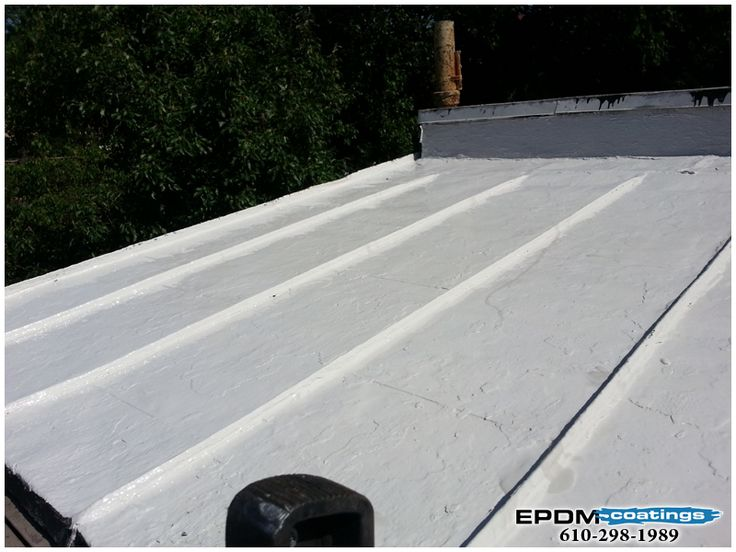 EPDM Roofing Works Well In Any Environment You Can Imagine #Roofing  #Coatings Read Below · Liquid RoofRv ...