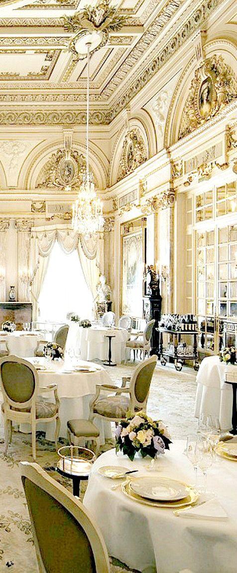 Hotel de Paris, Monte Carlo, Monaco | Daily Design News #design #designews #luxury #hotel