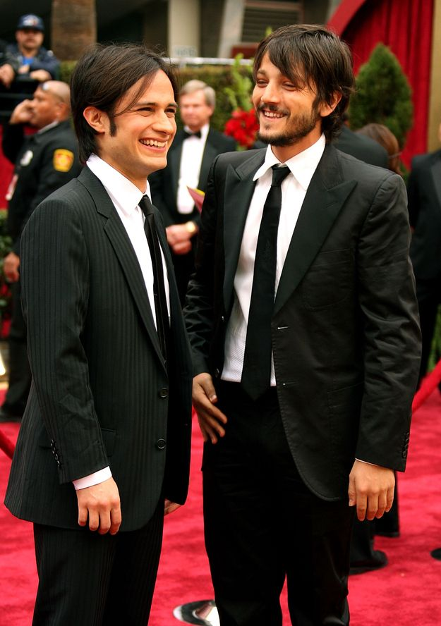 Because these smiles x 1,000,000. | 23 Times Gael García Bernal And Diego Luna…