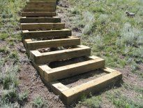 how to build steps