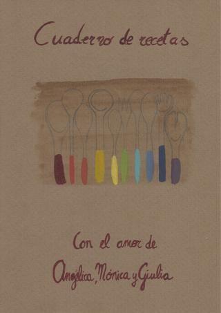 Cuaderno de recetas  Recetas colectivas con amor en abundancia. Para Beatriz y Eduardo. Por Giulia Bacci y Mónica García.  Os invitamos a mandar fotos de las recetas que probéis a: cuadernoderecetasbeayedu@gmail.com