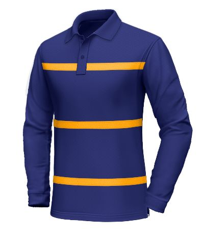 Polo shirt in 100% cotton http://www.tailor4less.com/en-us/collections/custom-polo-shirts/long-sleeve-polo-shirts/polo-shirt-cotton-100