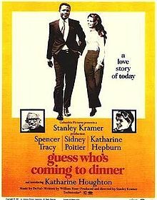 Guess Who's Coming to Dinner (1967) Starring Spencer Tracy, Sidney Poitier and Katharine Hepburn.: Great Movie, Bays Area, Sidney Poitier, Classic Movie, Dinners 1967, Katharine Hepburn, Dr. Who, Favorite Movie, Spencer Tracy