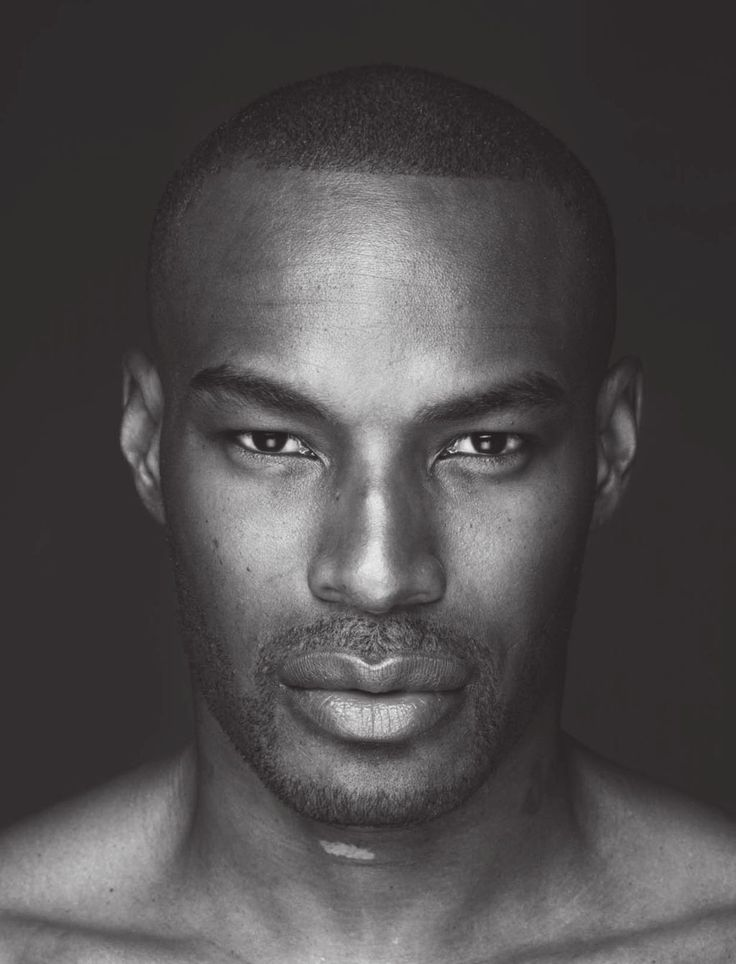 Tyson Beckford Covers Attitudes September Issue