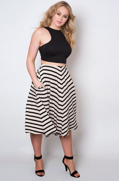 cool Plus Size Fashion, Beauty and Lifestyle Blog by http://www.polyvorebydana.us/curvy-girl-fashion/plus-size-fashion-beauty-and-lifestyle-blog/