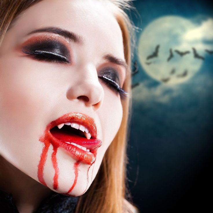 Scary Vampire Teeth Halloween Cosplay Props Fangs Dentures Costume Party 3 Pairs #ScaryVampireTeeth