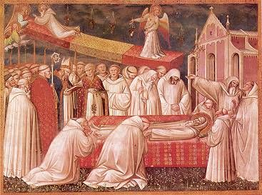 Saint Benedict died at Monte Cassino of a high fever on March 21, 543 or 547. He was buried right next to his sister, Saint Scholastica. He is commemorated on March 21, July 11, and March 14, depending on the church. Mostly, he is celebrated on July 11 throughout the world.