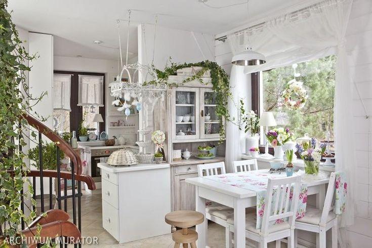 Stylowe kuchnie angielskie. Zobacz 8 zdjęć aranżacji kuchni w stylu angielskim