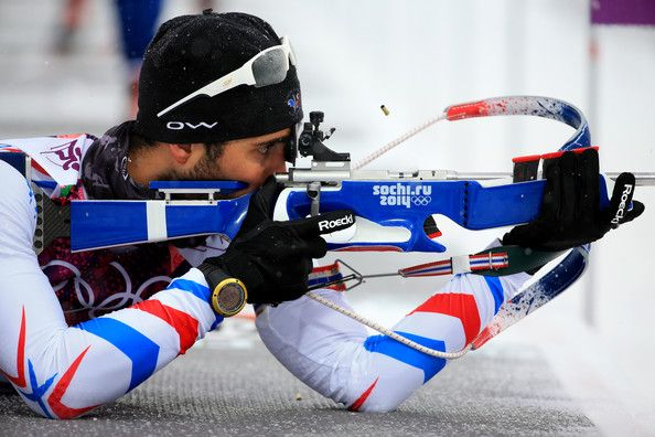 Martin Fourcade - Winter Olympics: Biathlon