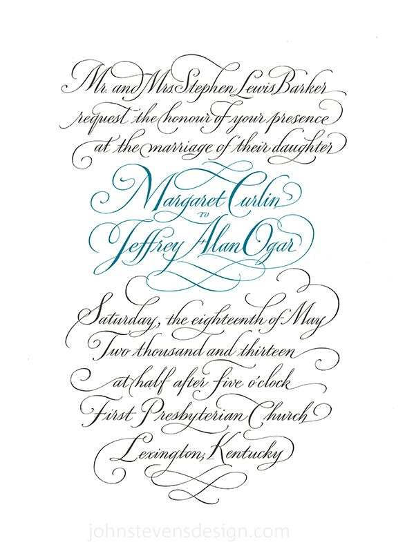 Best calligraphy lettering illumination type et