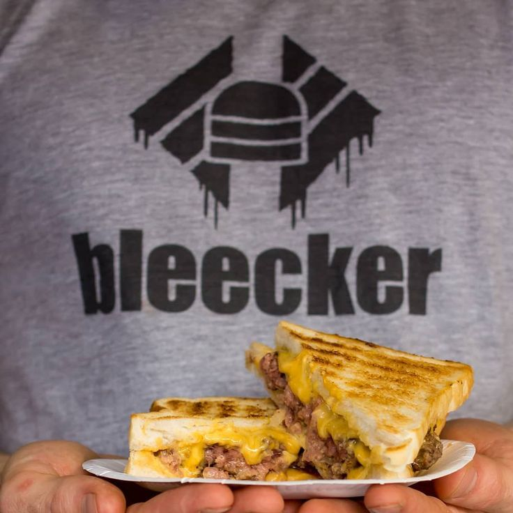 We pushed 'burger law' on national burger day and made our first patty melt. It was so popular on the day we made it available on the weekend.  #bleecker2017
