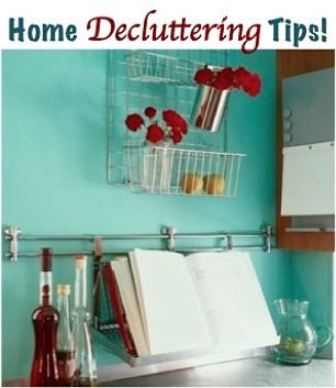 20 Tips For Organizing And Decluttering Your Home The
