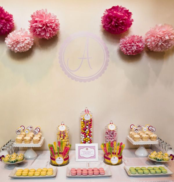 """Adorable """"Monkey Love"""" Birthday Party // Hostess with the Mostess®"""