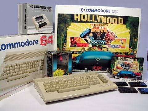 The best GAMEs of c64 Vol. 1