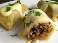 Λαχανοντολμάδες (Μπρμπαρίγου) Κλασσικο ελληνικο φαγητο!