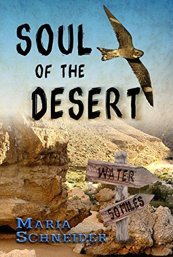 Soul of the Desert #eReaderIQ