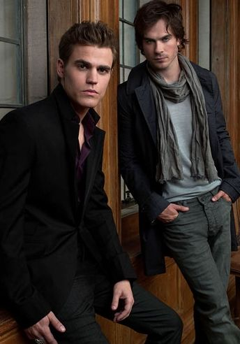 ian somerhalder and paul wesley - Hi Salvatores... I'm thinking bad thoughts right now :) @Jess Liu Mendieta, @Doris Vee Cabrera-Jerez, @Damarys Rabelo