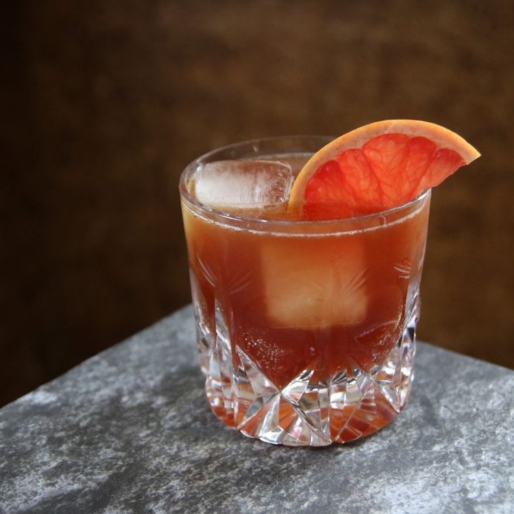 Averna y Tequila 1 1/2 ounces of silver tequila 1 ounce of fresh grapefruit juice 3/4 ounce of Averna Garnish with a grapefruit slice