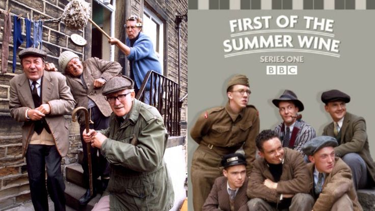<p>First of the Summer Wine was an aptly-named prequel to Roy Clarke's Last of the Summer Wine.It told the lives of the youthful male trio from…