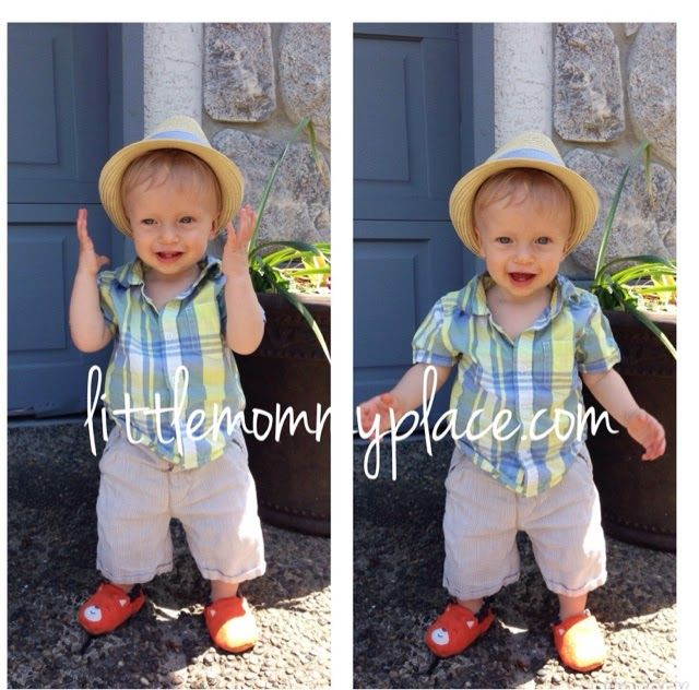 Little Mommy Place: Boy spring outfit