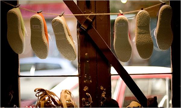 Pick up a pair of handmade espadrilles at Antigua Casa Crespo