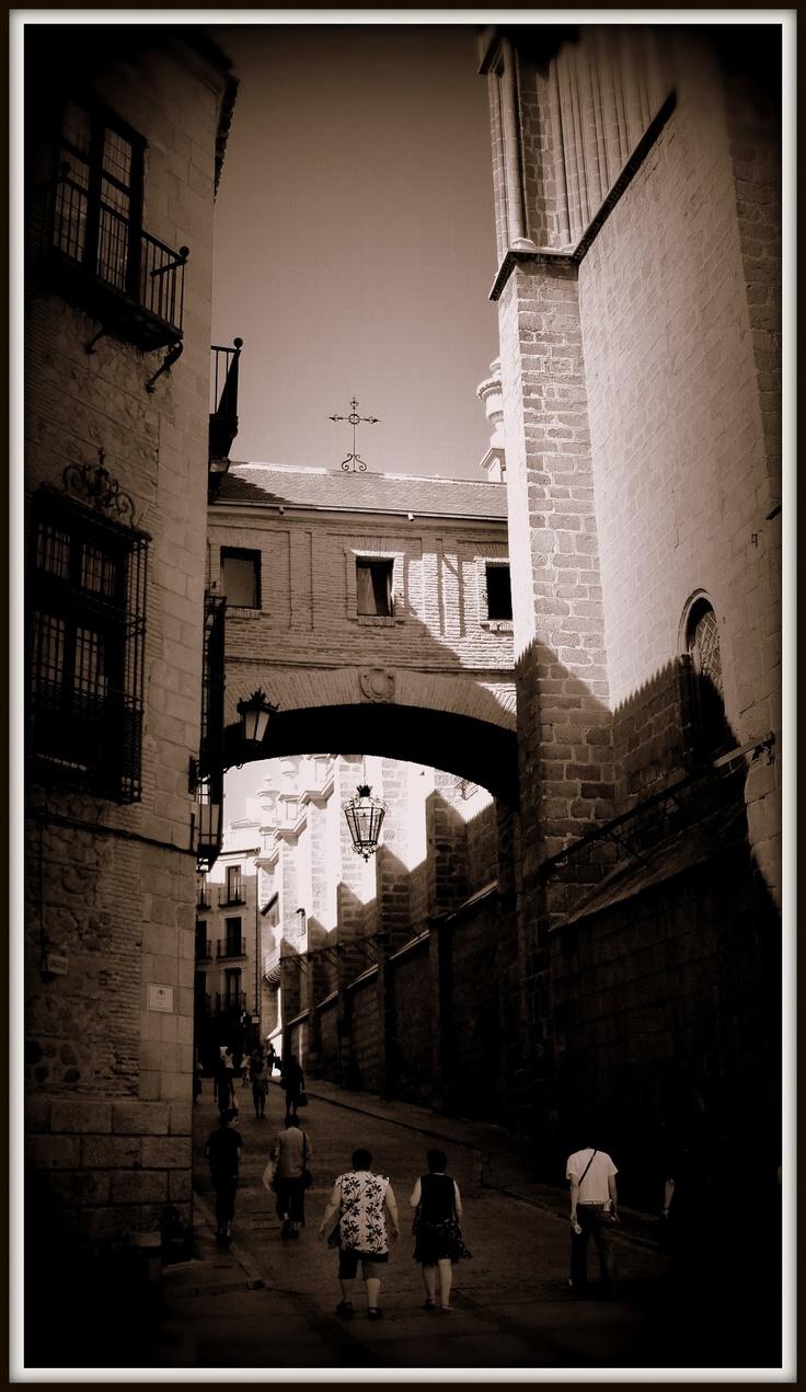 Arco de Palacio. Toledo