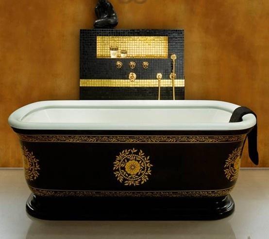 Art Deco Bathtub art-deco