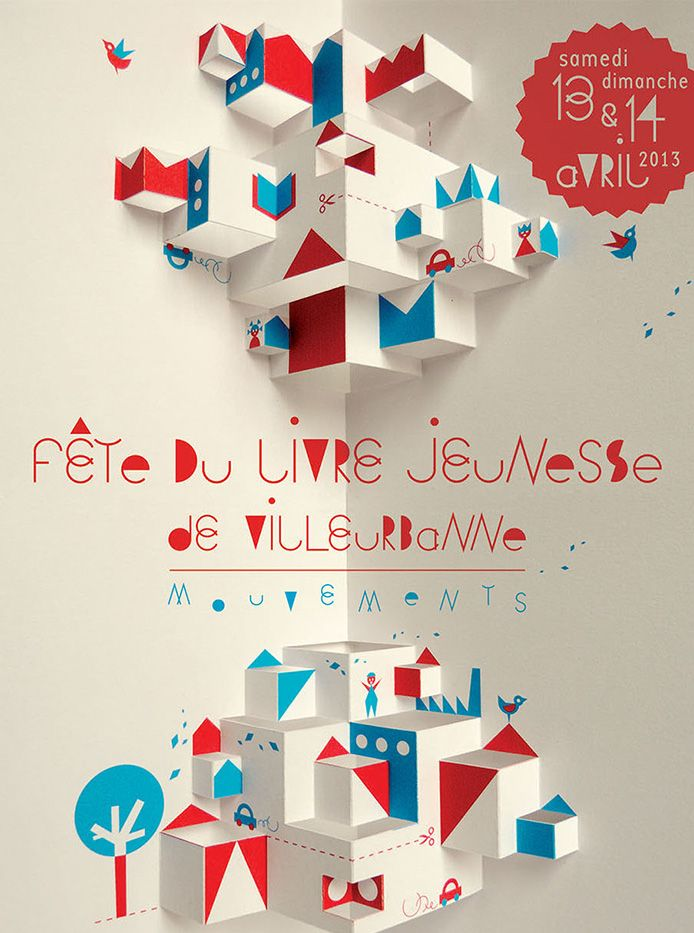 Affiche de Louis Rigaud et Anouck Boisrobert, 2013
