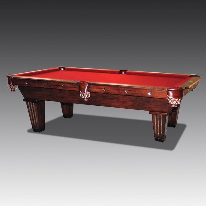 8ft Charleston American Pool Table