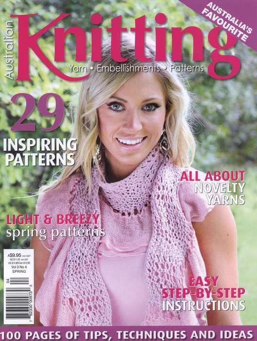 australian knitting %
