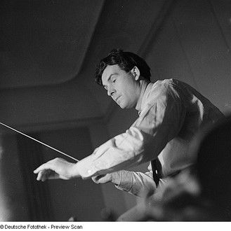 Portrait Serie Rudolf Kempe (1910-1976; Conductor)