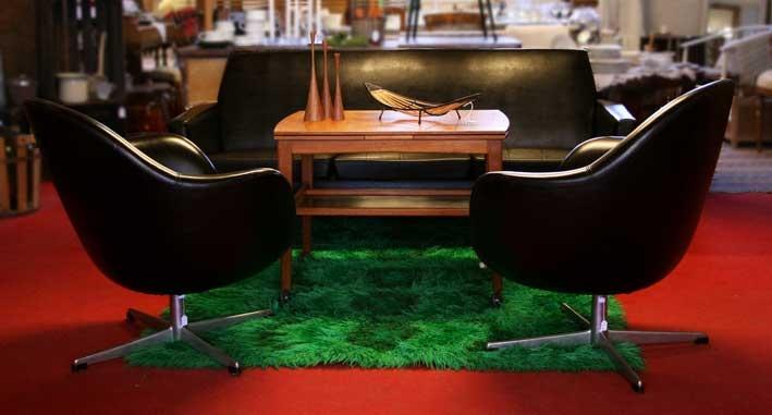 Retroprylar: möbler