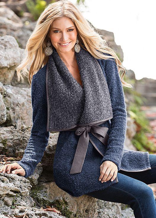 Women's Sweater jacket by VENUS