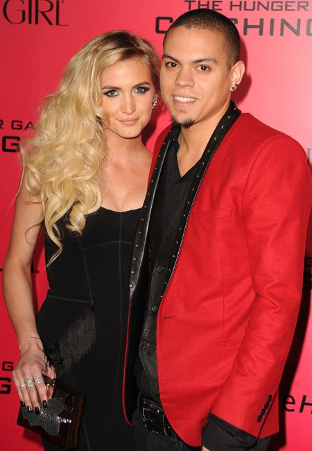 What do Ashlee Simpson and Diana Ross have in common? Let's see, maybe Evan Ross…According to a source, Ashlee Simpson and Evan Ross (Diana Ross' son) got married on Sunday, August 31, 2014. Read more at: http://www.firstclassfashionista.com/archives/66543