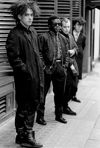 The Cure - my favourite band of all time