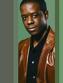 Mickey Bricks (Adrian Lester) could hustle me any time!
